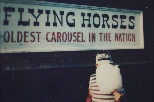 Flying Horses Oak Bluffs Marthas Vineyard