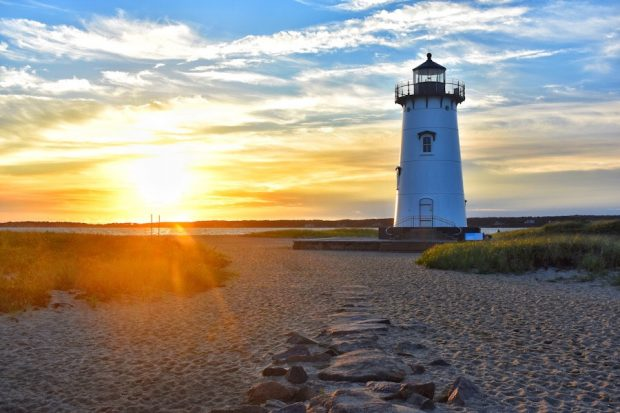 Martha's Vineyard September Sunrise