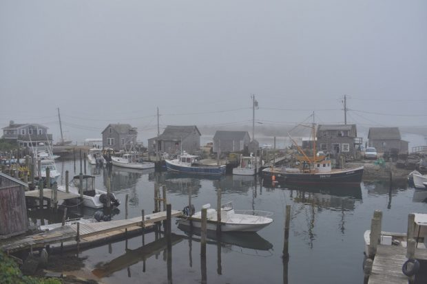 Martha's Vineyard Fog Menemsha