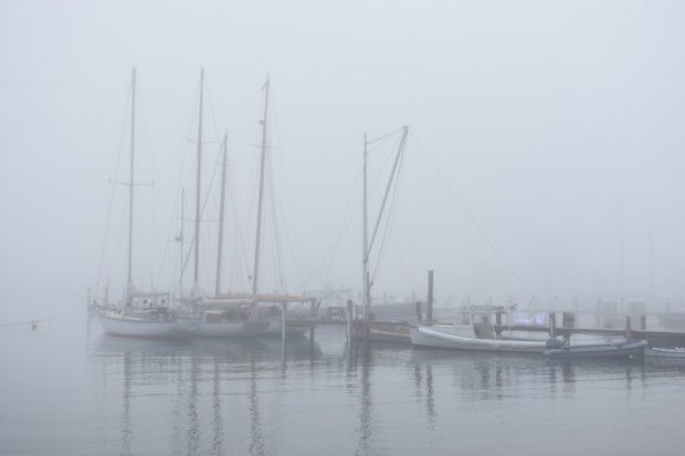 Martha's Vineyard Fog Vineyard Haven