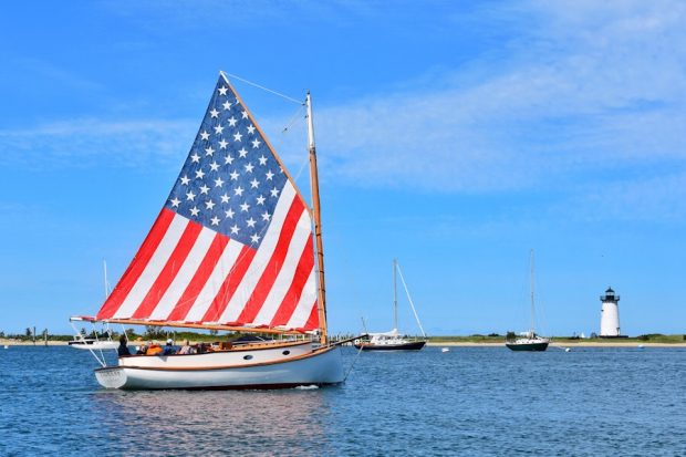 Edgartown Catboat Charters