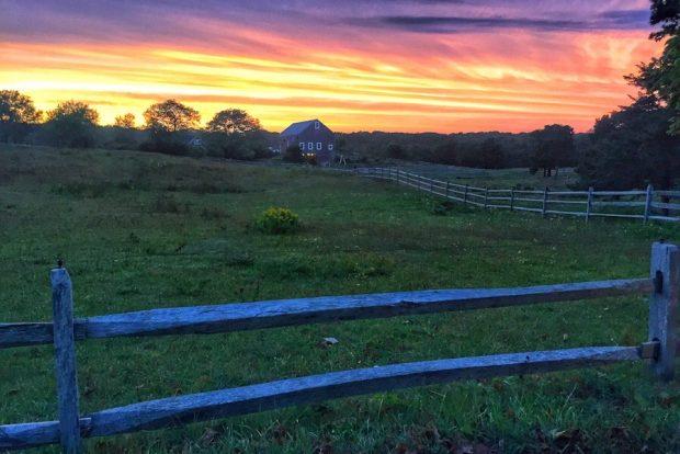 Martha's Vineyard Sunsets