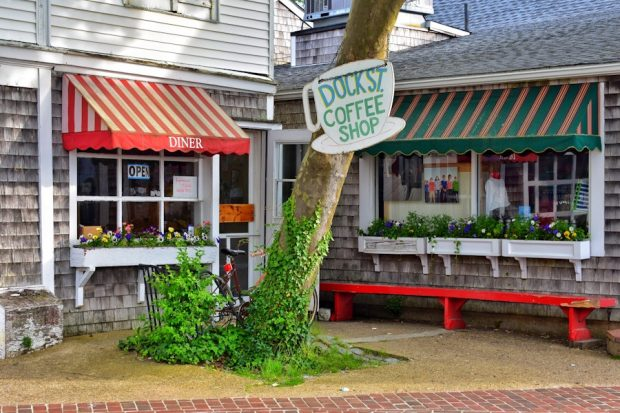 Dock St Coffee Shop, an Edgartown Must Do