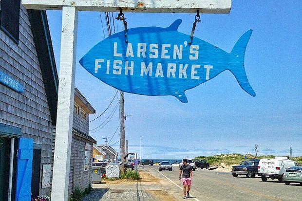 Must Do's Up Island Larsen's