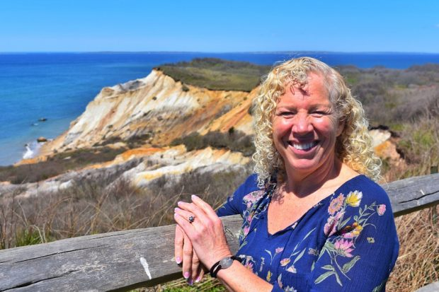 The Aquinnah Cliffs