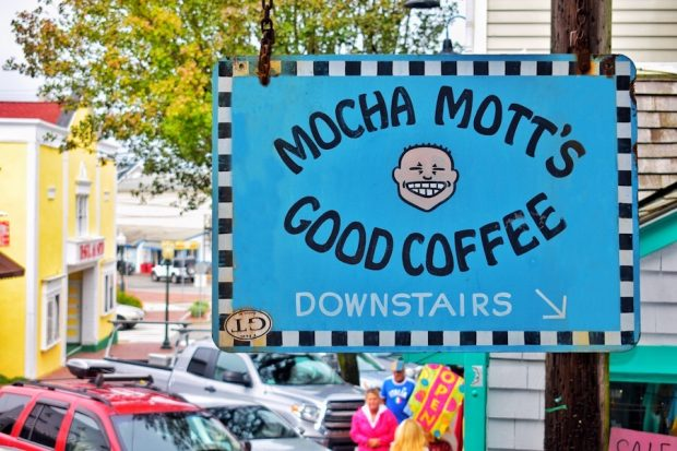 Mocha Mott's—Must Do's of Oak Bluffs