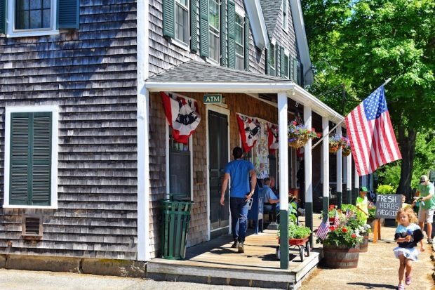 More Firsts on Martha's Vineyard Alleys Store