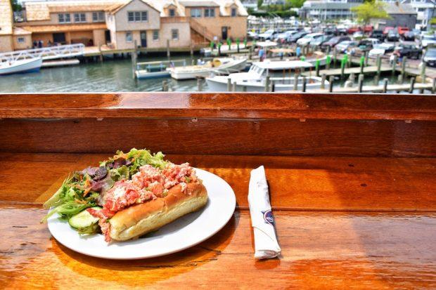 June On Martha's Vineyard Lobster Roll