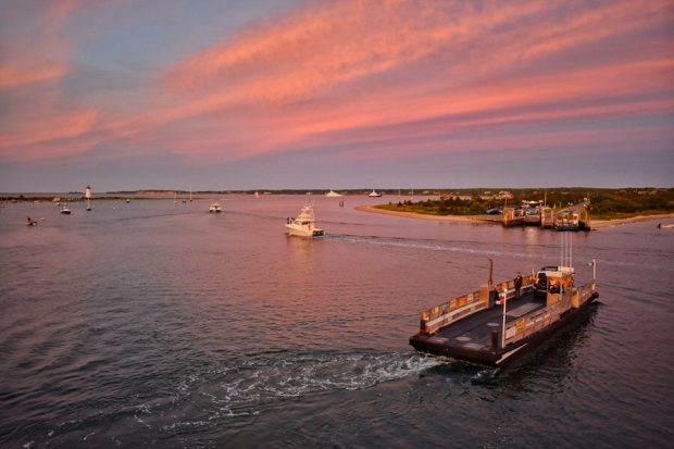 September on Martha's Vineyard
