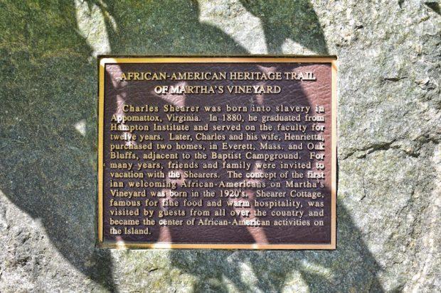 Martha's Vineyard African American Trail