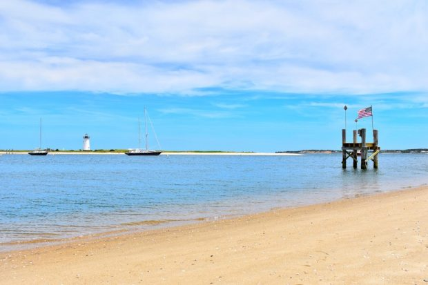 Just Another Edgartown Day