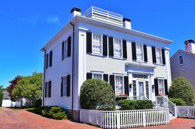 Edgartown Captain's House