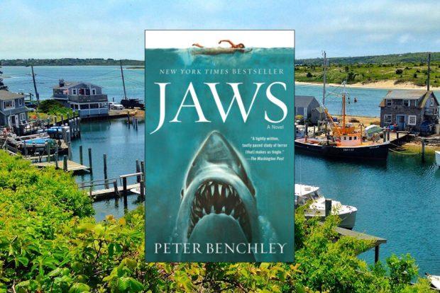 JAWS Martha's Vineyard Novel