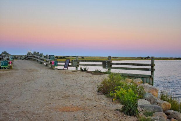 Chappaquiddick Bridge Martha's Vineyard
