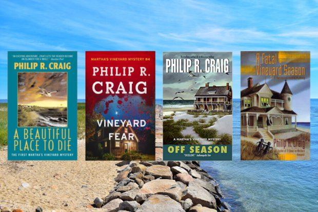 Martha's Vineyard Philip R Craig Novels